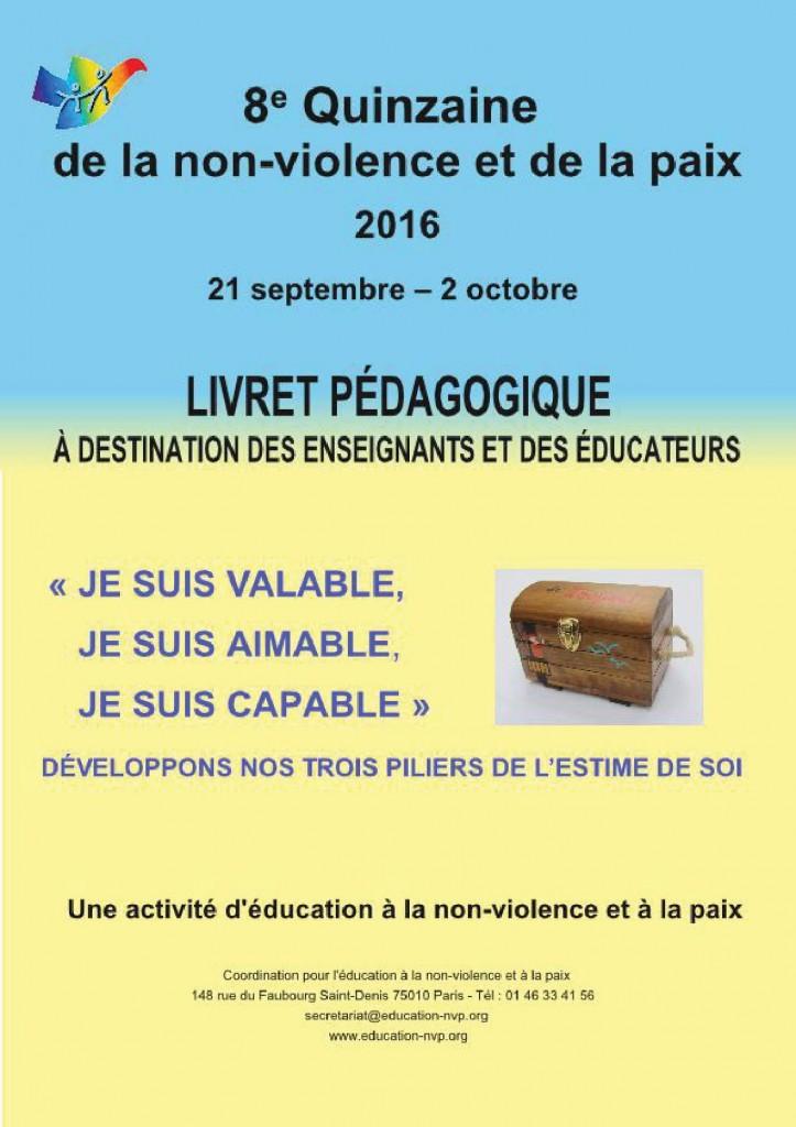 Education - Livret-de-la-quinzaine-2016-1